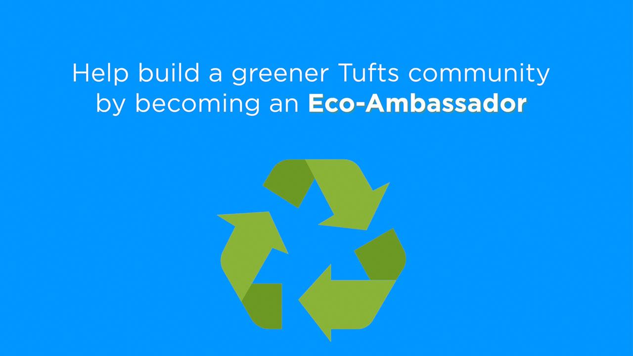 Become an Eco-Ambassador