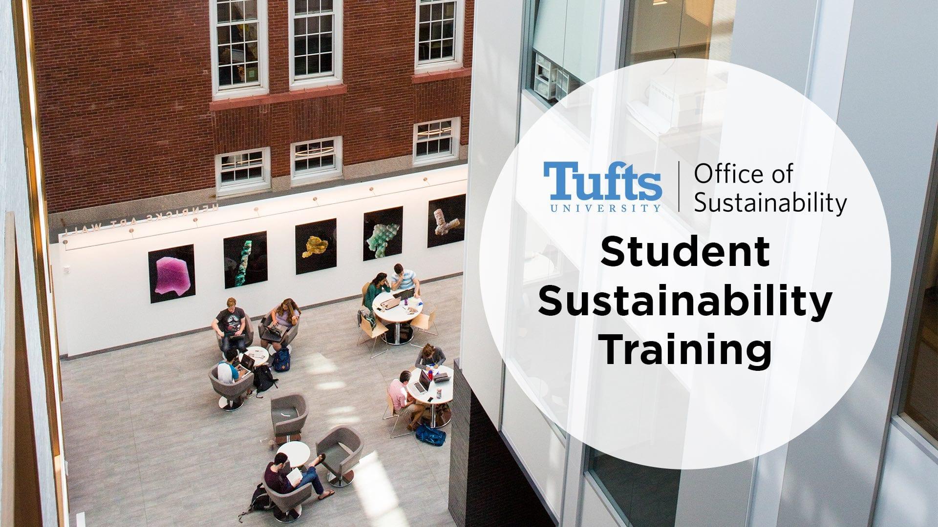 Student Sustainability Training