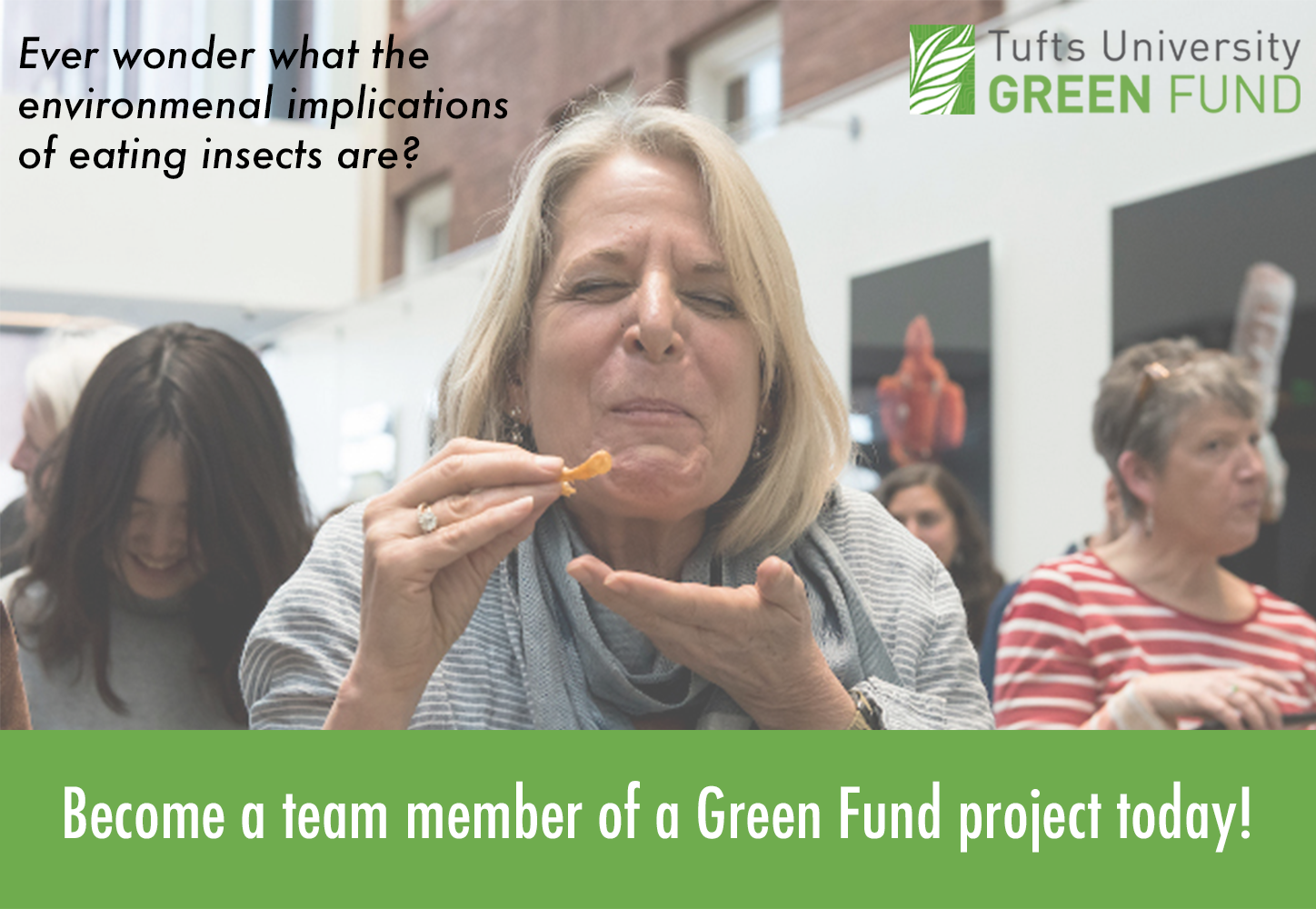 Join a Green Fund Project Team!