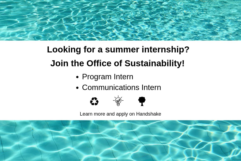 Need a summer job?