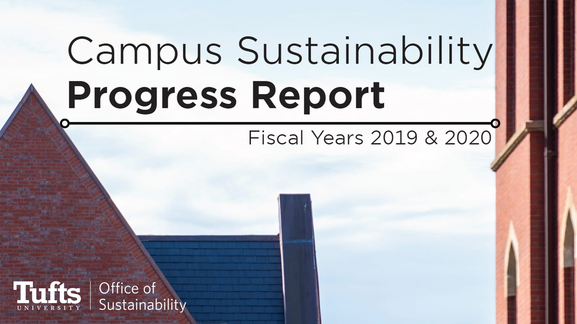 FY 2019-20 Campus Sustainability Report Now Released