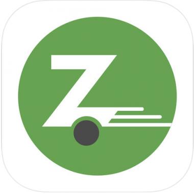 Zip car app logo