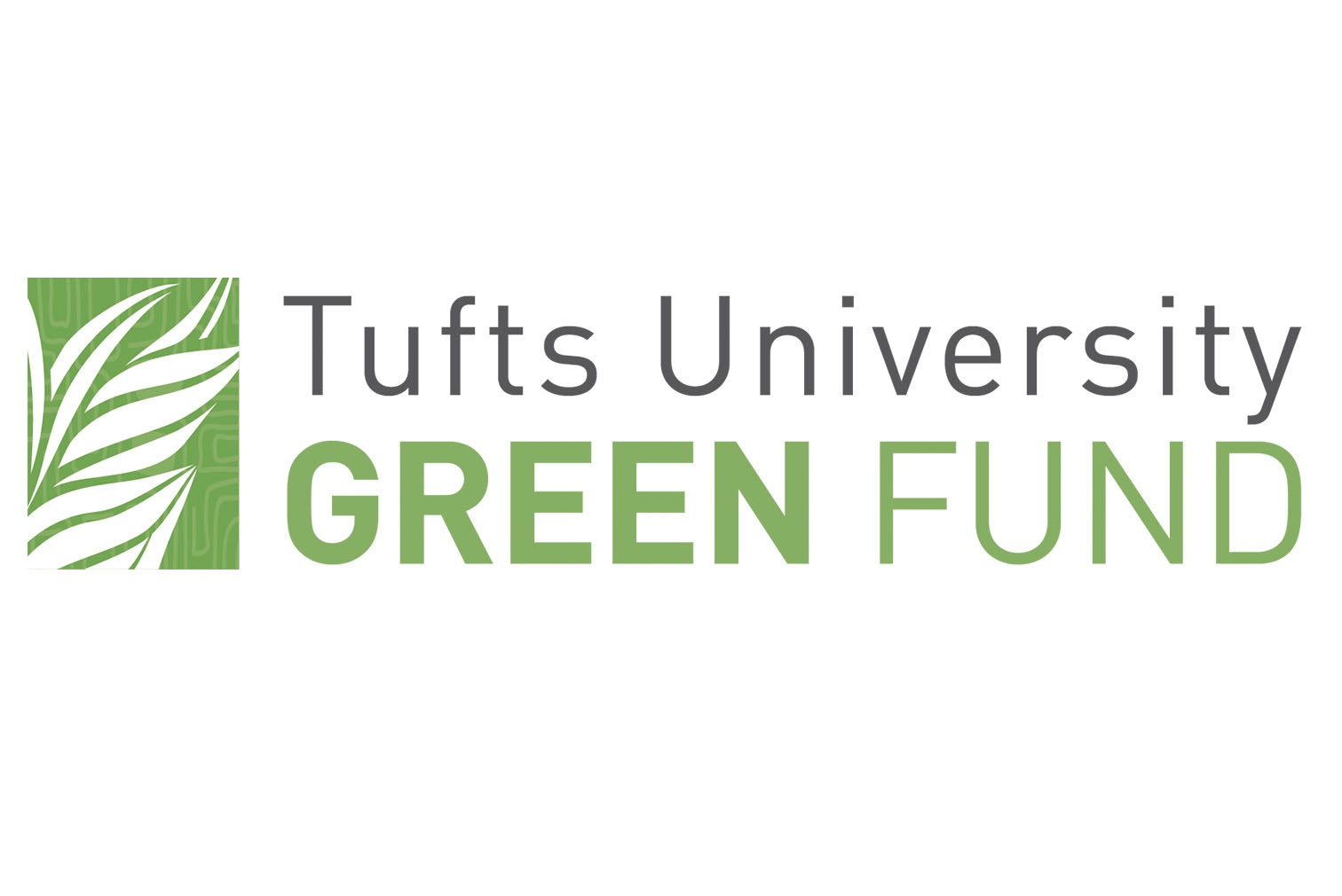 Tufts University Green Fund Logo