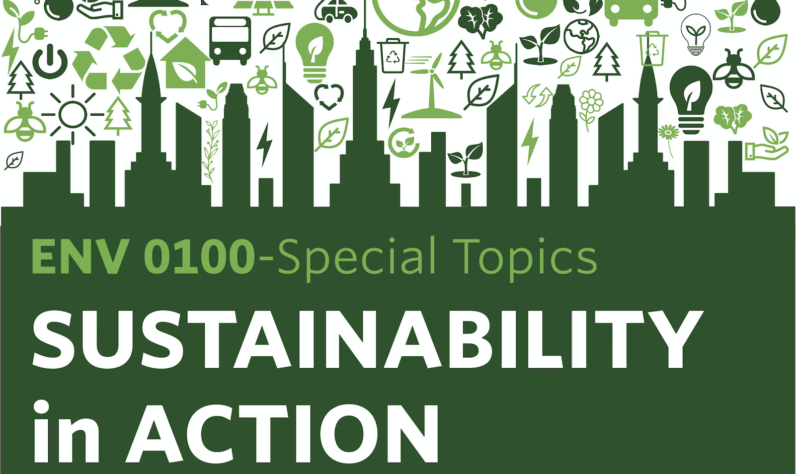 Spring course: Sustainability in Action