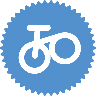 Tufts Bikes Logo