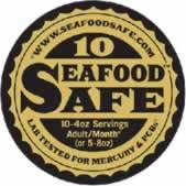 Seafood safe logo