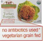 Vegetarian fed label